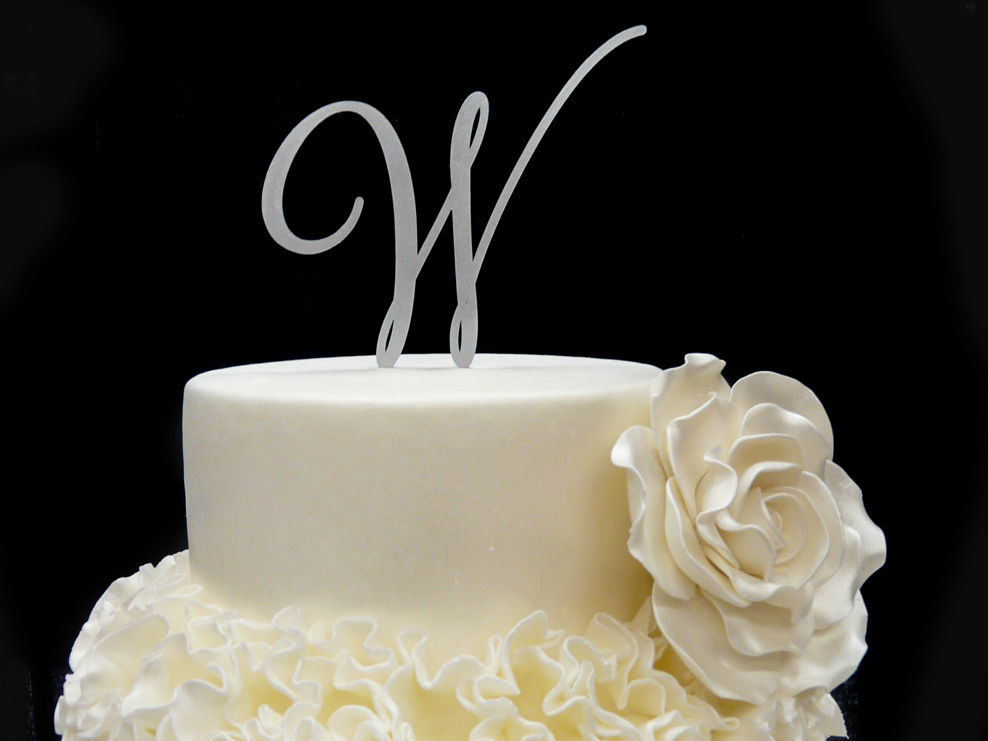 Cake Toppers & Accessories