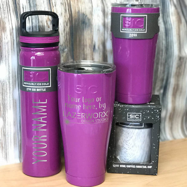SIC-Cups-12-20-27-30-oz-violet-purple-stainless-steel-tumbler-bottle-laser-engraved-personalized-logo-lazerworx