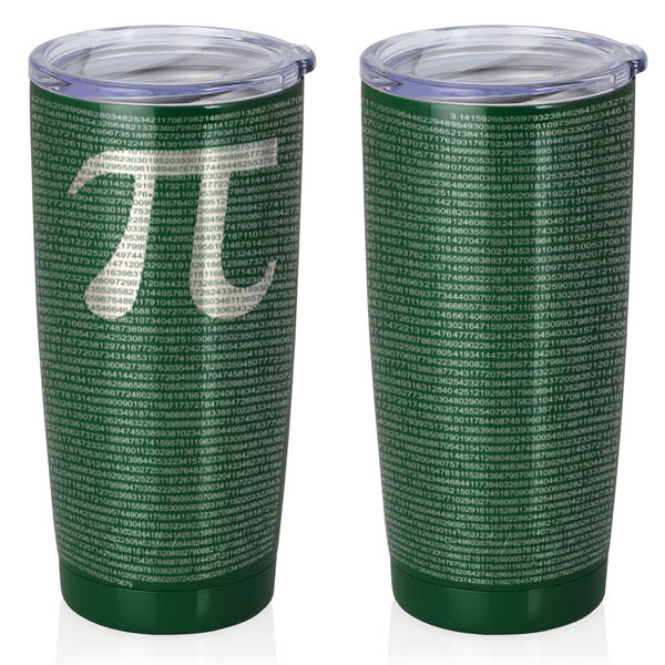 forest-green-20-oz-stainless-steel-SWIG-insulated-tumbler-laser-engraved-math-geek-science-teacher-pi-10000-digits