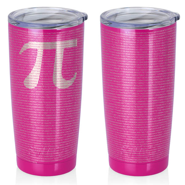 hot-pink-berry-20-oz-stainless-steel-SWIG-insulated-tumbler-laser-engraved-math-geek-science-teacher-pi-10000-digits