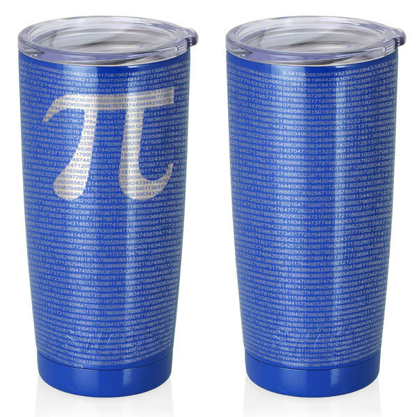 royal-blue-20-oz-stainless-steel-SWIG-insulated-tumbler-laser-engraved-math-geek-science-teacher-pi-10000-digits