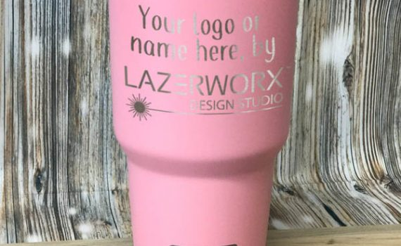 YETI-30-oz-bubblegum-pink-stainless-steel-tumbler-laser-engraved-personalized-logo-lazerworx