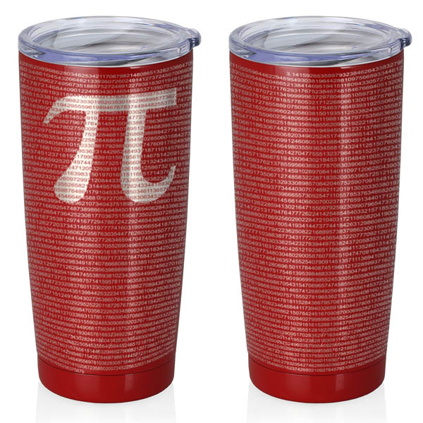 crimson-red-20-oz-stainless-steel-SWIG-insulated-tumbler-laser-engraved-math-geek-science-teacher-pi-10000-digits